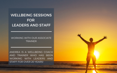 Wellbeing sessions for leaders and staff
